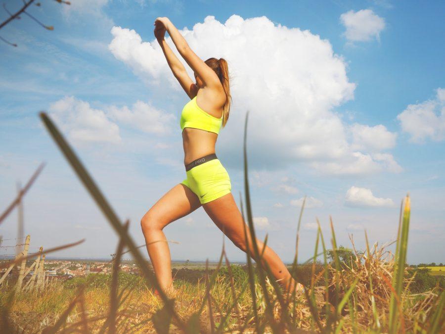 Ejercicios moderados para bajar de peso