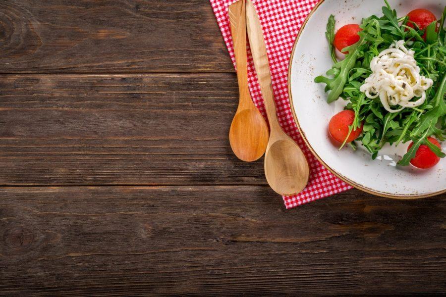 refrigerios saludables para bajar de peso